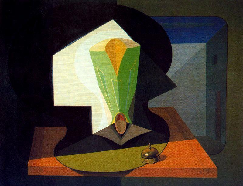Resultado de imagen de Emilio Pettoruti (1892 – 1971)