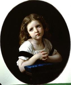 William Adolphe Bouguereau - La Oración