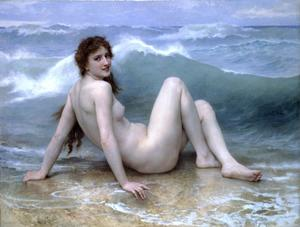 William Adolphe Bouguereau - el de onda