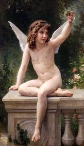 William Adolphe Bouguereau - El cautivo