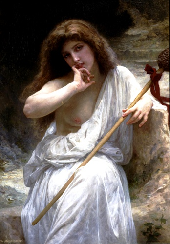 Mailice de William Adolphe Bouguereau (1825-1905, France) | WahooArt.com