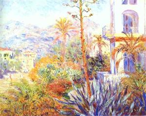 Claude Monet - Villas en Bordighera