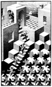 Maurits Cornelis Escher - Monello