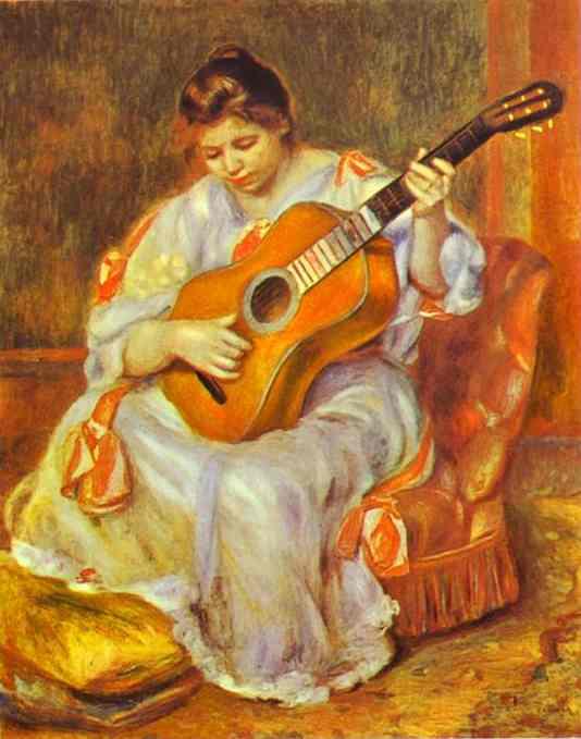Pierre Auguste Renoir Original Paintings For Sale