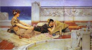 Lawrence Alma-Tadema - Devotos Amor
