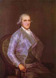 Francisco De Goya - Retrato de Francisco Bayeu