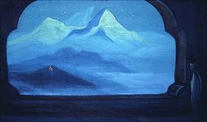 Nicholas Roerich - advertidordeincendios