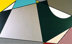 Roy Lichtenstein - Pintura Imperfecto 2