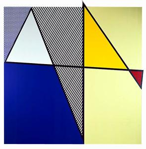 Roy Lichtenstein - Pintura Imperfecto 3