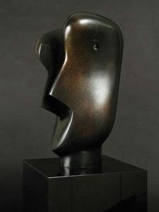 Henry Moore - Jefe Dividido