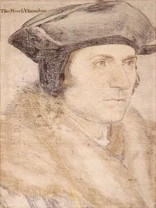 Hans Holbein The Younger - Señor Thomas More1