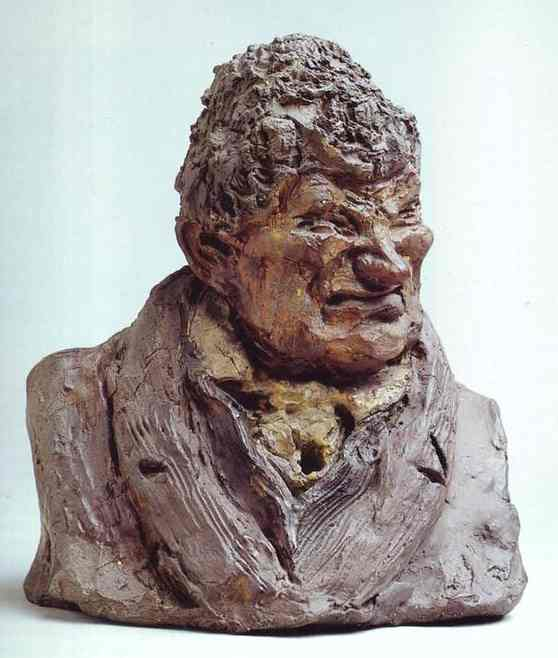 unknown1 de Honoré Daumier (1808-1879, France) | WahooArt.com