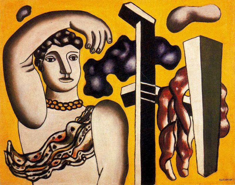 Pintura: Fernand Léger (1881-1955)