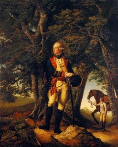Joseph Wright Of Derby - Capitán Robert Shore Milnes