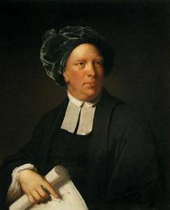 Joseph Wright Of Derby - Rev. Juan Pickering