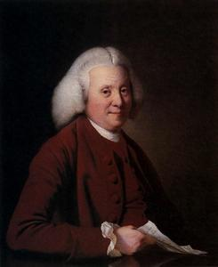 Joseph Wright Of Derby - Samuel Crompton