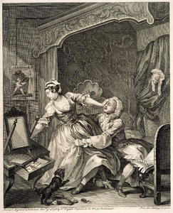 William Hogarth - antes 1