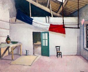 Albert Marquet - estudio in marseille