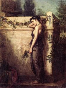 John William Waterhouse - Ido Pero No Olvidado