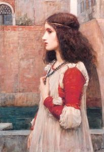 John William Waterhouse - Julieta