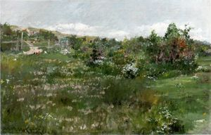 William Merritt Chase - Shinnecock Colinas