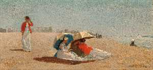 Winslow Homer - Este Hampton , Long Isla