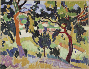André Derain - el Estaque