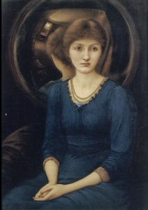 Edward Coley Burne-Jones - Margaret Burne Jones