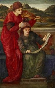 Edward Coley Burne-Jones - Música