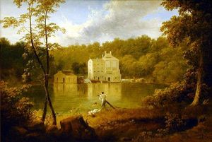 Thomas Doughty - Gilpin s Mill on the Brandywine