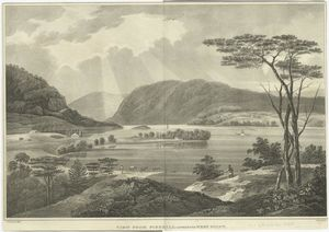 William Guy Wall - Vista desde Fishkill mirando a West Point
