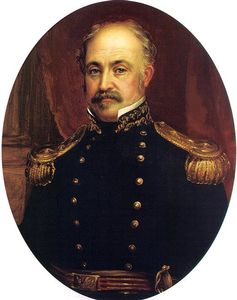 William Smith Jewett - retrato del general john a . Sutter