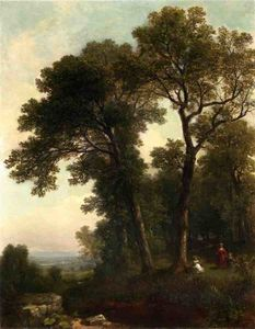 Asher Brown Durand - El Picnic