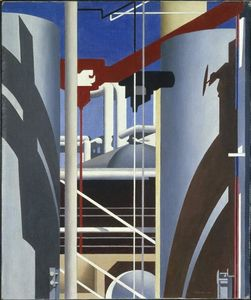 Charles Rettew Sheeler Junior - Conjuro
