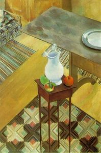 Charles Rettew Sheeler Junior - el interior