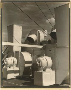 Charles Rettew Sheeler Junior - Cubierta Superior