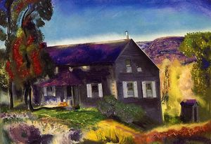 George Wesley Bellows - negro casa