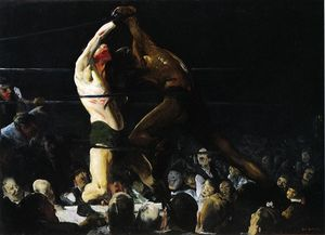 George Wesley Bellows - ambos `members` de este club