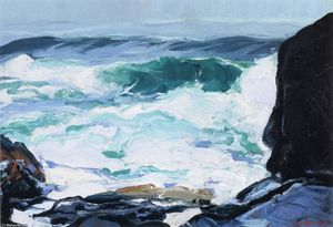 George Wesley Bellows - Marea Ledge