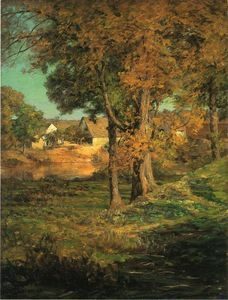 John Ottis Adams - De Thornberry Pasto Brooklyn, Indiana