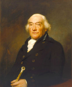 Lemuel Francis Abbott - Capitán William Locker