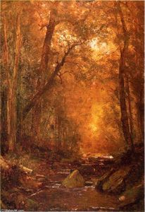 Thomas Worthington Whittredge - Un Catskill Brook 1