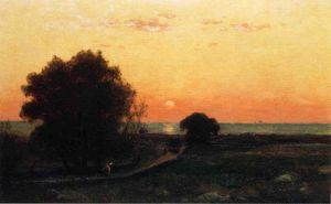 Thomas Worthington Whittredge - Algas Cosecha