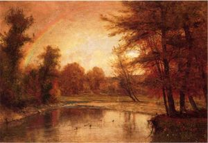 Thomas Worthington Whittredge - el arcoiris