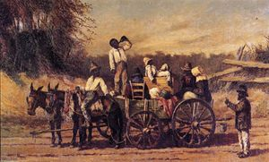 William Aiken Walker - en el camino a `natchez`