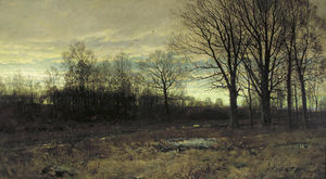William Trost Richards - de febrero
