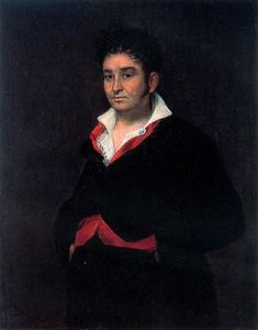 Francisco De Goya - Don Ramón Satué