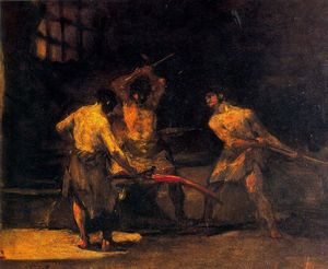 Francisco De Goya - La Forge