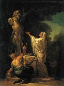 Francisco De Goya - El Sacrificio a Pan