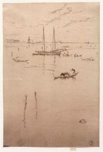 James Abbott Mcneill Whistler - La pequeña laguna
